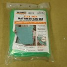 Uhaul Full Size Mattress Bag Set Green MBFCP Plastic