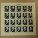 USPS Scott 2194 $1 1989 John Hopkins Full Sheet 20 Stamps Mint NH