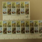 USPS Scott 1921-24 18c 1981 USA Wildlife Habitats Lot of 2 Plate Block Mint NH