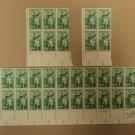 USPS Scott 1933 18c 1981 Bobby Jones Lot of 3 Plate Block 30 Stamps Mint NH