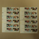 USPS Scott 2027-30 20c 1982 Seasons Greetings Lot Of 3 Plate Block Mint NH