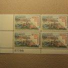 USPS Scott 1248 5c Nevada Statehood 1864-1964 Mint NH Plate Block 4 Stamps