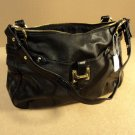Relic Handbag Purse Baguette Leather Female Adult Blacks Solid