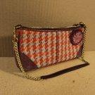 Coach Handbag Purse Baguette Female Adult Multi-Color Plaids & Checks