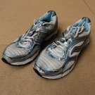 Pro Grid Shoe Running, Cross Training Triumph 6 Female Adult 8 Striped 10028-1