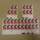 USPS Scott 2204 22c San Jacinto 1836 Stamps Republic Of Texas Plate Block