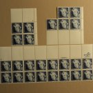 USPS Scott 2105 20c 1984 Eleanor Roosevelt Lot Of 3 Plate Block Mint NH