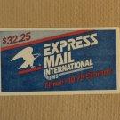 USPS Scott 2122 $10.75 Express Mail International Book Of 3 Stamps Mint NH 1985