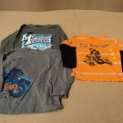 Kids Korner Shirts Lot of 3 Cotton 100% Kids 2-4 3T Multi-Color
