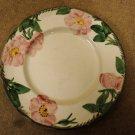 Franciscan Vintage Salad Plate 8in Floral Desert Rose California China