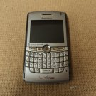 Verizon Cell Phone World Edition Silver Blackberry 8830