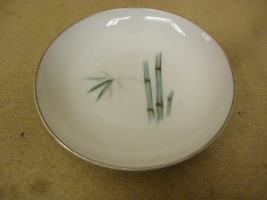 Sango Vintage Soup Bowl 7 5/8in Diameter Japan Bamboo Knight China