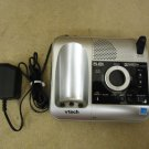 Vtech Phone Base Cordless Silver/Black 5.8ggHz Digital Answering System CS5121-3