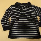 Place Shirt Boys' Preppy Collar 100% Cotton Male Kids 2-4 4t Blues Striped