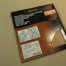 Sandvik Grass Blade Weedeater 10-Inch Black Max RPM 13000 1-Inch Hole GRA3-255