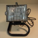 Regent 500W Halogen Light Portable Black PQ25