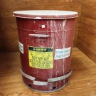 Justrite Oily Waste Can 21 Gallon 79 Liters 21in D x 24in 09700 Galvanized Steel