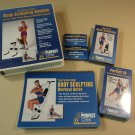 The Perfect Gym Body Sculpting System VHS Cassette Cameo Kneuer