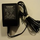 Toshiba Power Adaptor Class 2 Supply Telephone 9VDC 350mA TAC-6700BK