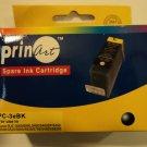 Prinart Ink Cartridge Black Canon BJC-3000/6000 S400/S400SP/S450/S500 PC-3eBK