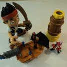 Mattel Disney Hooks Battle Boat Spyglass Set of 3 Jake and The Neverland Pirates