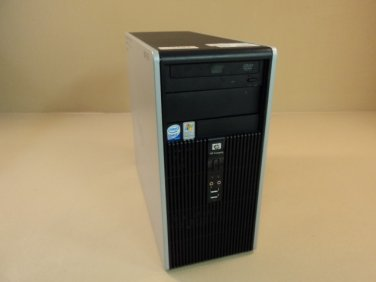 HP Compaq Desktop Computer 2.13GHz And 1.57GHz HardDrive 80GB DC5700M Microtower