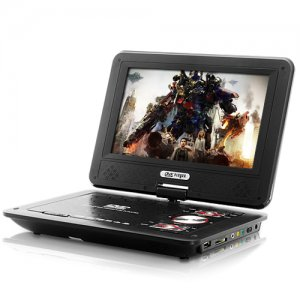 Portable DVD Player with 9 Inch Widescreen and Copy Function