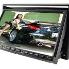 7 Inch Touch Screen Car Media System and GPS Navigator