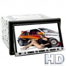 7 Inch High-Def Touchscreen Car DVD Player