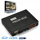 Digital Media Player for TV (HDMI, USB, SD, AV)