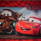 NEW DISNEY PIXAR CARS TODDLER BED SET