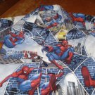 NEW OOAK BOY'S SPIDERMAN SHIRT SIZE 6,7,& 8