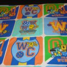 NEW OOAK WOW WOW WUBBZY TODDLER BED SET