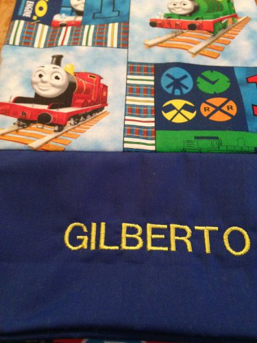 THOMAS THE TANK TRAIN TODDLER/ CRIB SHEET SET