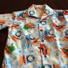 NEW  BOYS THOMAS THE TANK TRAIN SHIRT-SZ 6,7, & 8