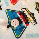 THOMAS THE TRAIN PERSONALIZED PILLOWCASE