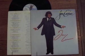 Joe Cocker Hand Signed Autographed Luxury You Can Afford LP COA UACC