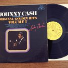 Johnny Cash autographed Hand Signed Golden Hits Vol 1 LP COA UACC