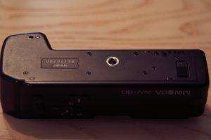 Minolta 9000 AW90 Auto Winder EXC