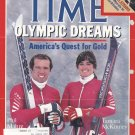 Phil Mahre Champion Skier Hand signed Autographerd Time Magazine Cover UACC