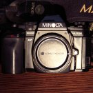 Minolta Maxxum 9000 35mm film camera, excellent