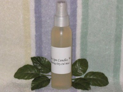 Absolute Tulip 4 oz. Hydrating Dry Oil Mist