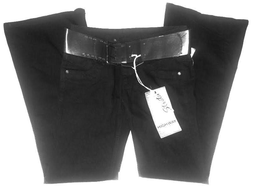 HIGHWAY JEANS PANTS SIZE 9