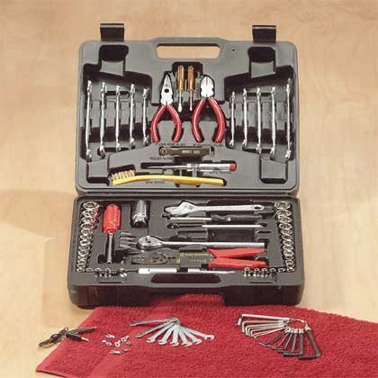 119-Piece Tools Set