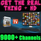 9000+ Satellite Channels NO MONTHLY BILLS! box dish lnb