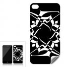 Creative Pattern 114br Apple iPhone 4 Skin