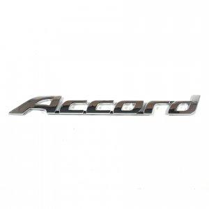 honda accord emblem logo decal sign badge 3d waterproof