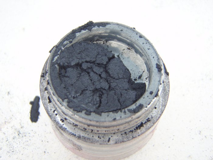 Smoked Coal Shimmer Eyeshadow
