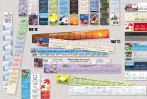 Calendar Stick Strip