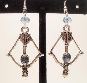 Hunger Games earrings